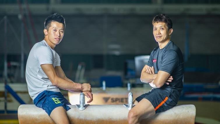 金牌教練林育信×金牌國手李智凱 十六年師徒一路成就彼此的夢想