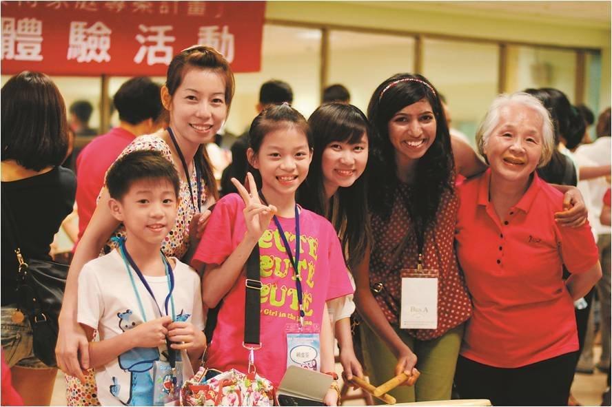 發現臺灣生活的美好!境外學生走入社區,體驗友善臺灣