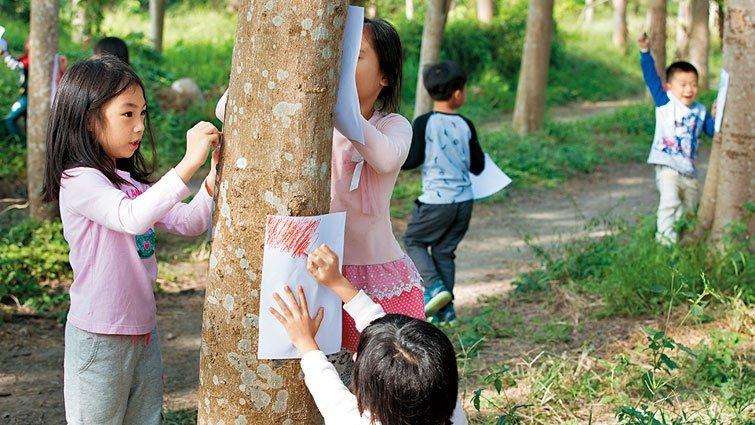 台南市虎山實驗小學:慢慢改,實驗才能永續