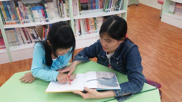 陳欣希:親子共讀,小孩也可讀給大人聽喲!【欣希觀點】