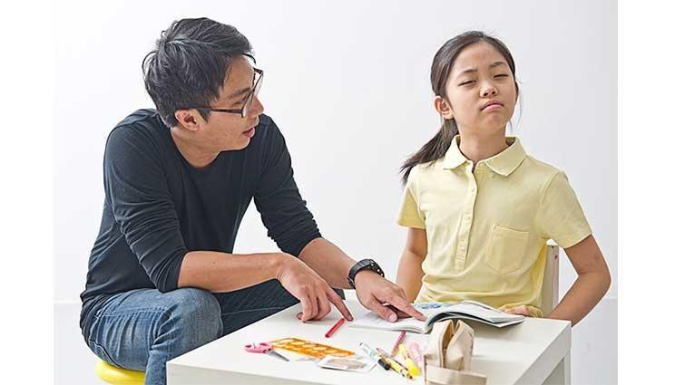 如何和孩子討論「不投緣」的老師?