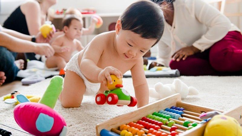 認識世界從0歲開始:小小孩的社會適應指南