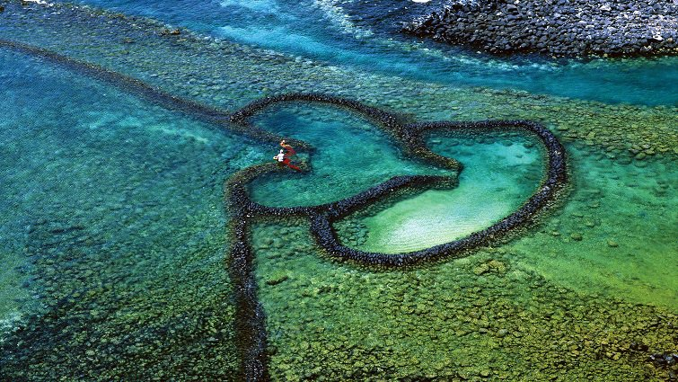 暑假衝一波,台灣10大跳島小旅行:澎湖七美篇--最佳地質景觀教室