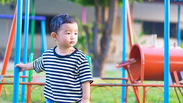 梁莉芳:我的百分之三男孩