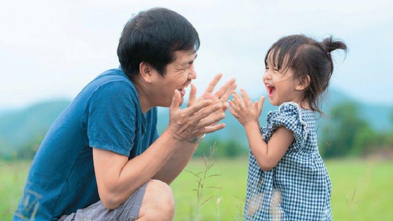 黃瑽寧:再累再忙,父愛也能不缺席