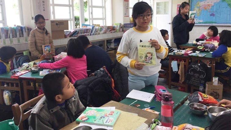 林怡辰:小學高年級閱讀痛點全攻略──如何從橋梁書跨越到少年小說?