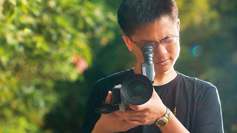 楊逸帆:十四歲拍紀錄片,尋找學習的理由
