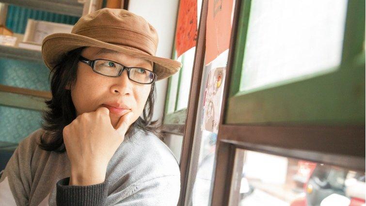 陳榕笙:週記上的「亂寫」,成為得獎創作