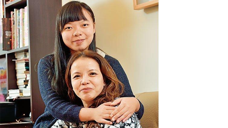 黃惠美:長大後,我也想當超人媽媽