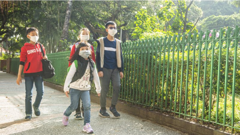 口罩荒?防疫指揮中心:釋出十萬兒童口罩