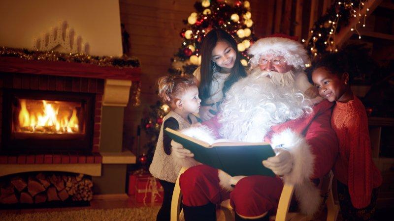 《丁小飛校園日記》世界上真的有聖誕老公公嗎?
