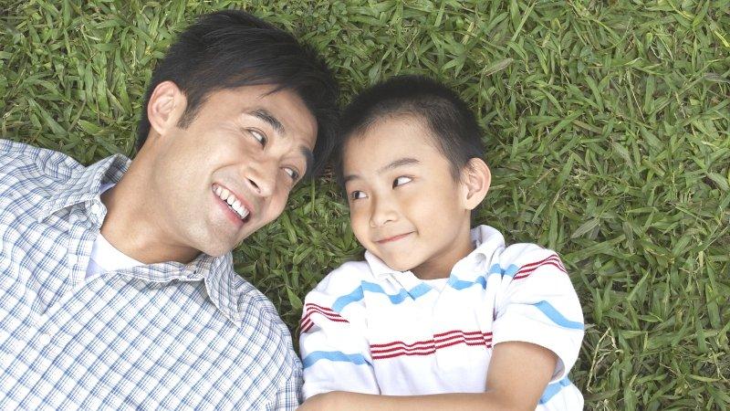 洪雪珍/請珍惜留在你身邊的孩子,他會牽著你、陪著你老去