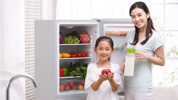 圖解:省錢省力省時,冰箱整理術