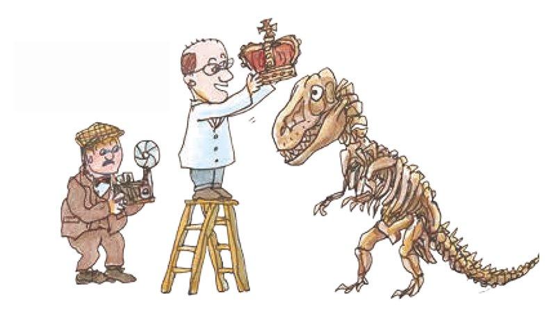 恐龍小知識|地表最強的恐龍到底是誰?化石帶你一探究竟!