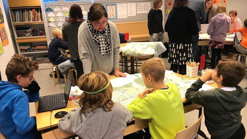 「整個城市都是我的學校」直擊芬蘭赫爾辛基教育週