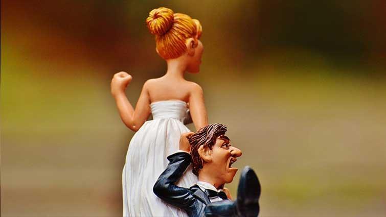 結婚沒好處?