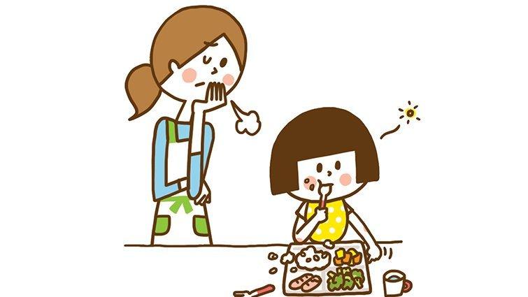 入學困擾(一):吃飯發呆等人餵