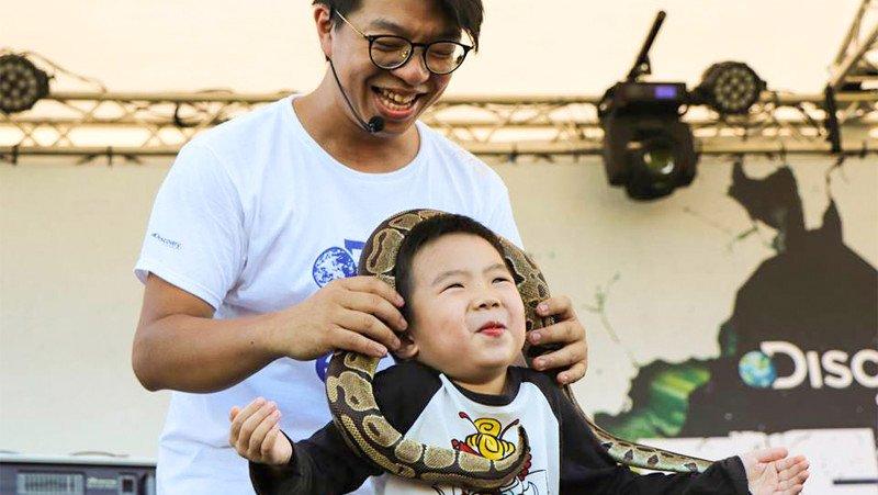 蝌蚪文創把自然生態帶到孩子眼前