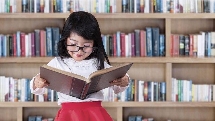 張淑瓊:如何分齡配置家庭藏書?