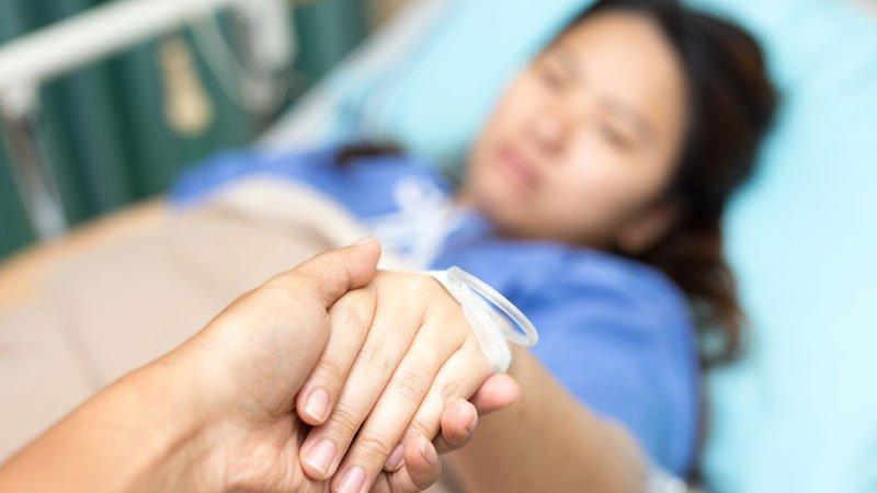 談媽媽的壓力:一場肺炎教會我的事