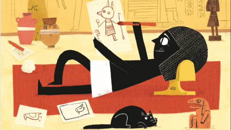 在這裡男性也愛打扮!歡迎光臨古埃及