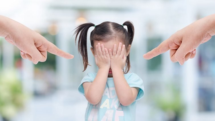 五個步驟糾正孩子偏差行為