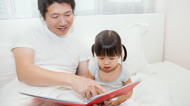 張淑瓊:推薦讓孩子安穩入睡的床邊故事