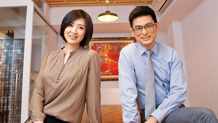 鄧惠文X黃瑽寧對談:經營家庭 請把另一半當隊友
